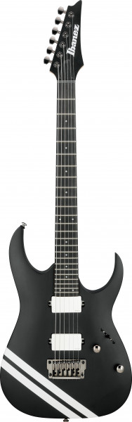 IBANEZ JB Brubaker Signature E-Gitarre 6 String Black Flat, JBBM30-BKF