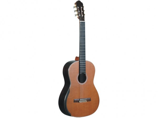 UNIWELL Konzertgitarre CCS-800