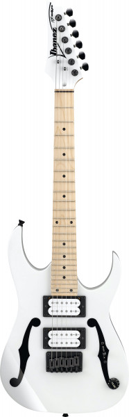 IBANEZ RG Mikro Paul Gilbert Signature 3/4 E Guitar White