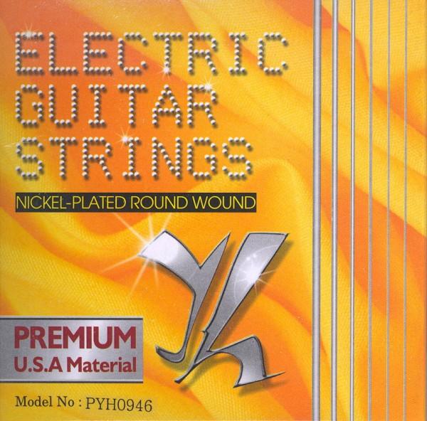Saiten für E-Gitarre Tomay Premium 09-46