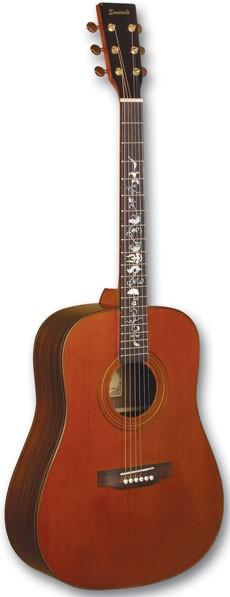 Westerngitarre SUNSMILE Modell S4139