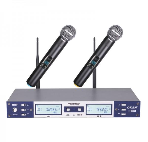 Funk Mikrophon Set SN-U5000