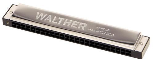 Walther Mundharmonika Tremolo Modell C-Dur