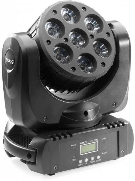 HeadHunter 20, LED Beam Moving-Head SLI MHB HH20-0