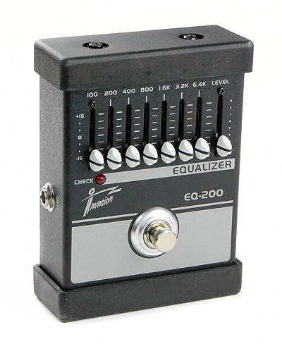 INVASION Equalizer EQ-200