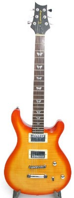 TOMMY E-Gitarre Modell P Butterfly