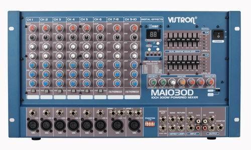 VISTRON Power Mixer MA-1030D