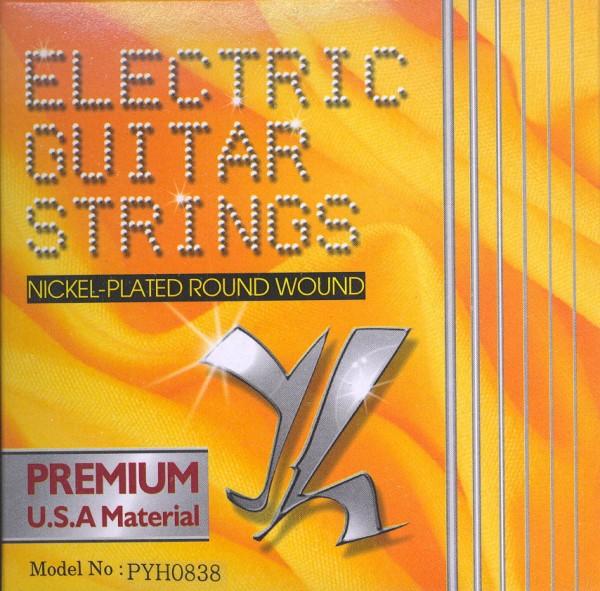 Saiten für E-Gitarre Tomay Premium 08-38