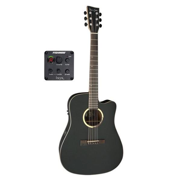 VGS E-Akustikgitarre VGS B-10 CE Bayou