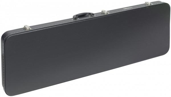 Hartschalenkoffer für E-Gitarre, viereckiges Modell