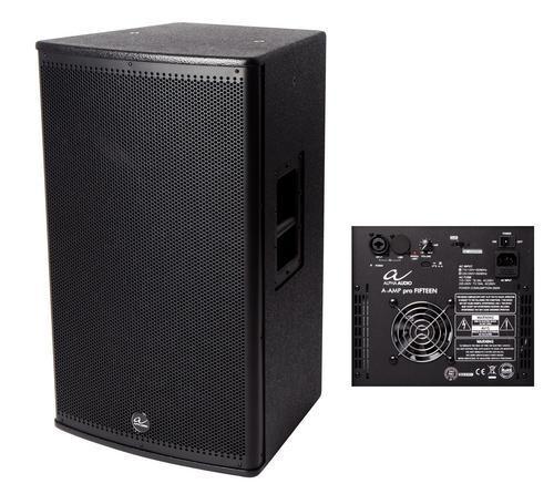 Alpha Audio Aktiv-Box Alpha Audio A-Amp pro Fifteen