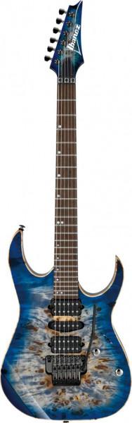 Ibanez Premium RG1070PBZ-CBB Cerulean Blue Burst