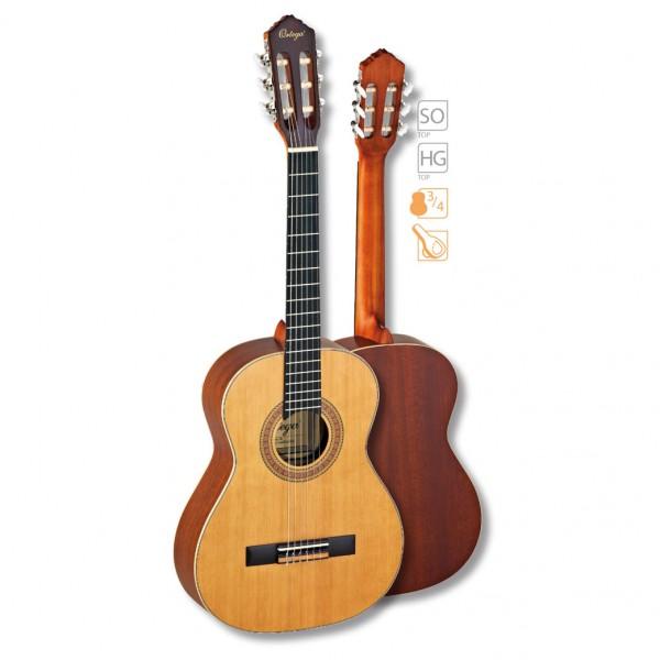 Ortega Konzertgitarre R131GT-3/4