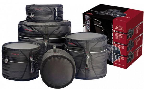 DELUXE Schlagzeugtaschensatz SPBS-3 PACK/5