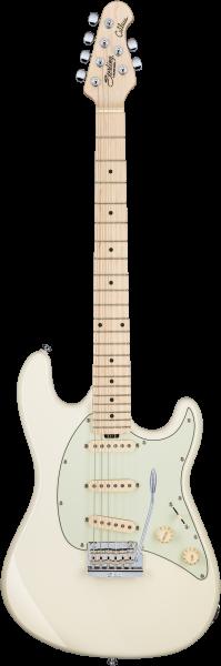 STERLING E-Gitarre SLCT50OWH, Cutlass CT50, Olympic White