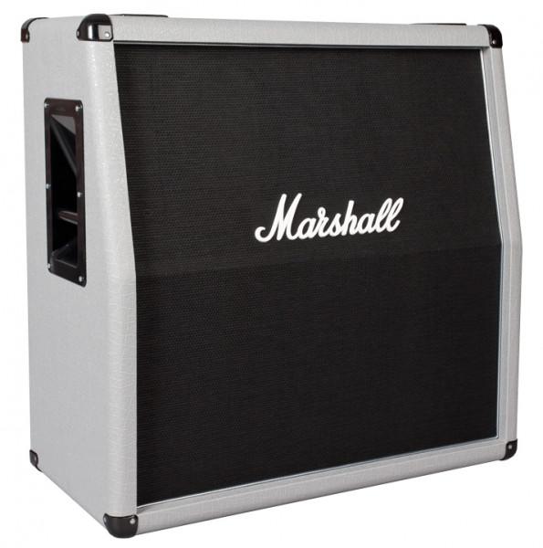 MARSHALL MR-2551 AV SilverJubilee 280Watt/4x12Zoll Gitarrenbox, abgeschrägt