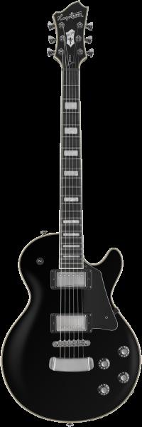 HAGSTROM E-Gitarre HSSUSWE6009, Super Swede Ltd, 60th Anniversary, Black