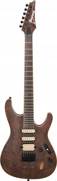 IBANEZ SEW Serie E-Gitarre 6 String Natural Flat, SEW761CW-NTF