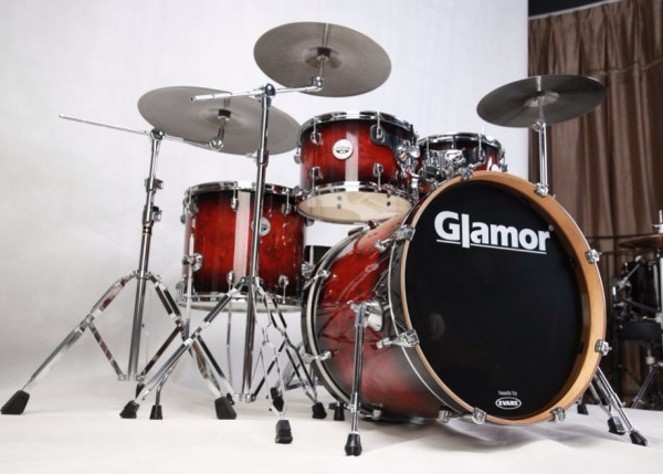 GLAMOR DRUMSET ELF-1S-YYJL