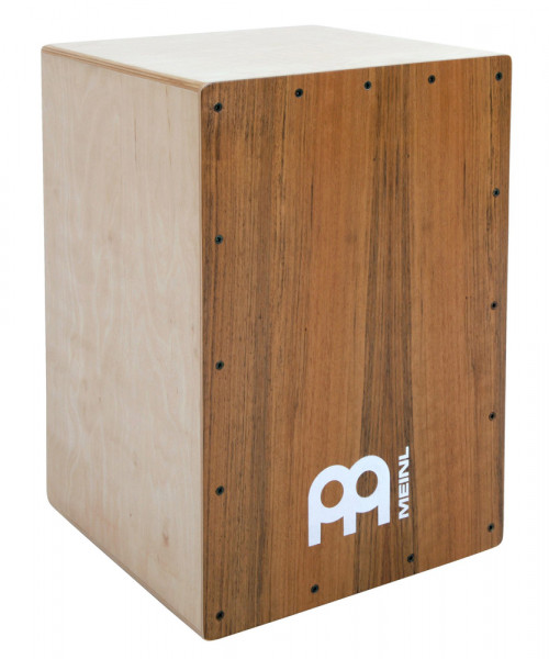 MEINL CAJON CAJNT-OV, LIMITED EDITION CAJON - NATURAL BIRCH - OVANGKOL-FURNIER