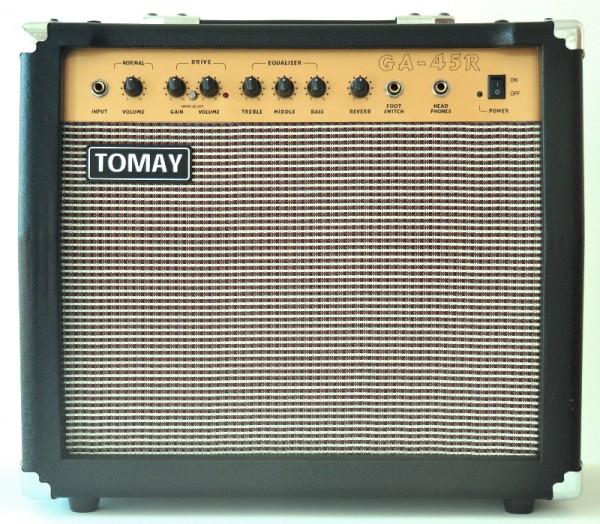 TOMAY Gitarrenverstärker AMGA-45R