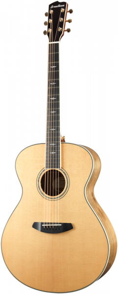 BREEDLOVE Westerngitarre, Stage Exotic, Concerto, Natural Gloss ,BRSEO26E