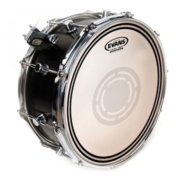B14EC1RD Evans EC1 Reverse Dot Snare Batter Schlagzeugfell, 14 Zoll