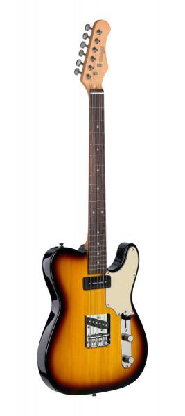 E-Gitarre Stagg VINT SERIE-T CST EL.GT BS