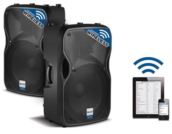 Aktive Lautsprecherbox ALTO TS112W