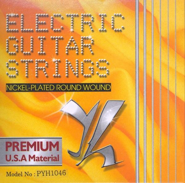 Saiten für E-Gitarre Tomay Premium 10-46