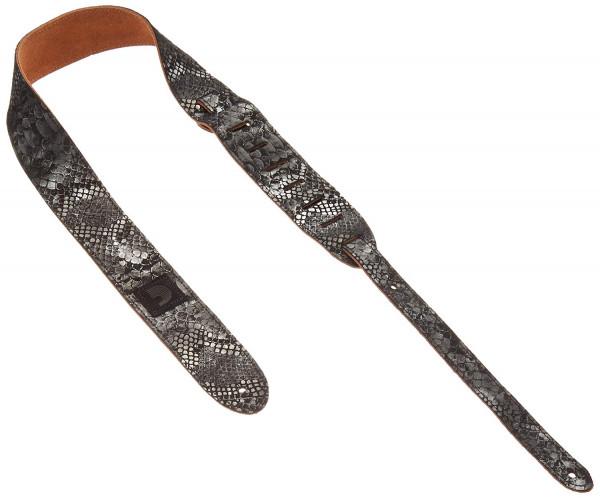 D'Addario 20SD00 5 cm Veloursleder Gitarrengurt