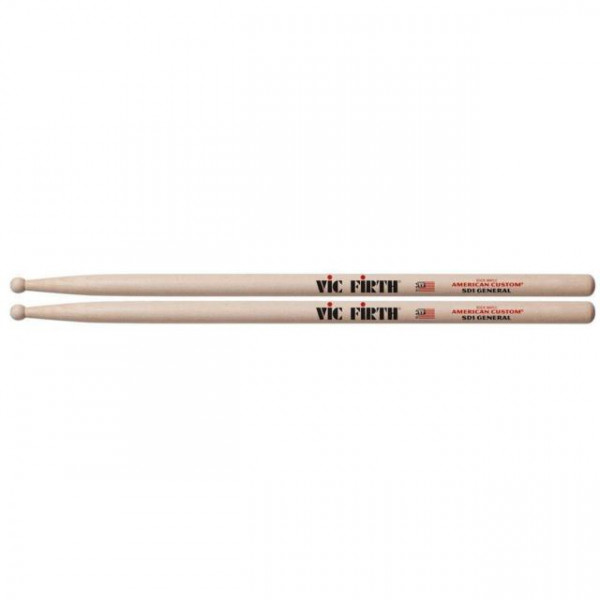 Vic Firth SD1 General - American Custom - Maple - Wood Tip