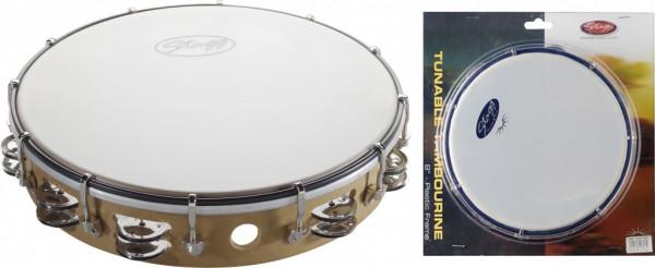 "Kunststoff-Tambourin 12"" TAB-212P/WD"