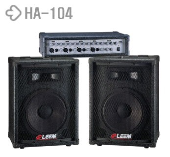 LEEM Komplettanlage HA-104