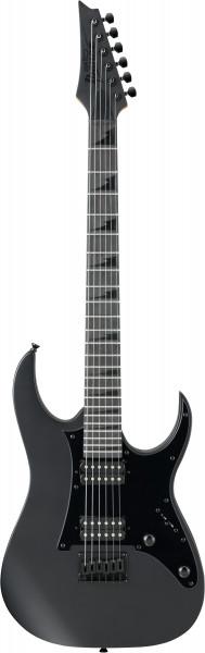 IBANEZ GIO E-Gitarre 6 String Black Flat, GRGR131EX-BKF