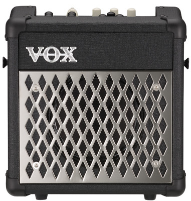 "VOX E-Gitarrencombo, Mini5 Rhythm 1x6,5"", 5W, Amp/FX Modeling, VXMINI5RBK"