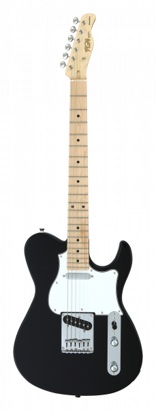 FGN E-Gitarre, Boundary Iliad, schwarz, FGBILMBK, Made in Japan