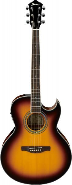 IBANEZ Joe Satriani Signature Akustikgitarre 6 String, JSA5-VB