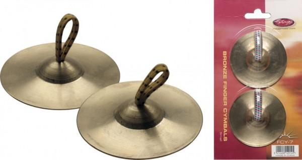 Fingercymbals Bronze 7cm