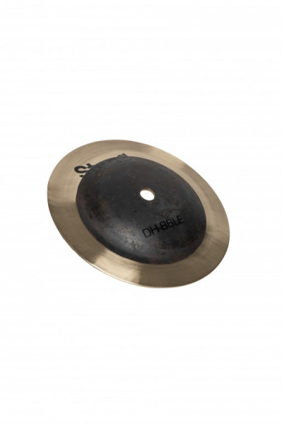 """6"""" duale gehämmerte Glocke, Light Exo-Serie Tief-gestimmter Glockenklang, DH-B6LE"""