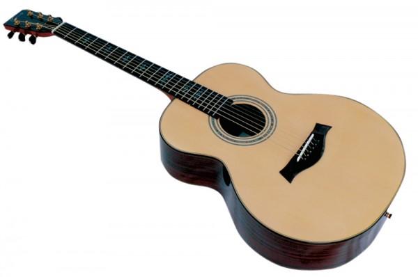 Tomay AFH130 Westerngitarre, vollmassiv