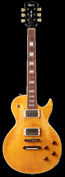 CORT E-Gitarre, CR250, Antique Amber
