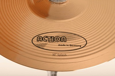 "ACTION 10"" Splash"