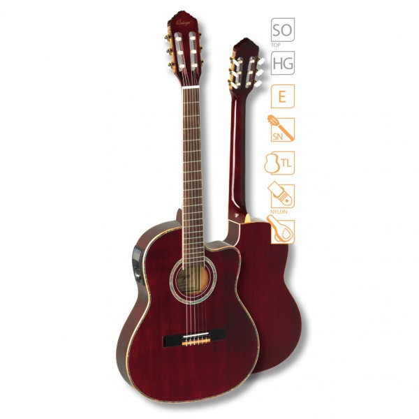 Ortega Konzertgitarre RCE144STR