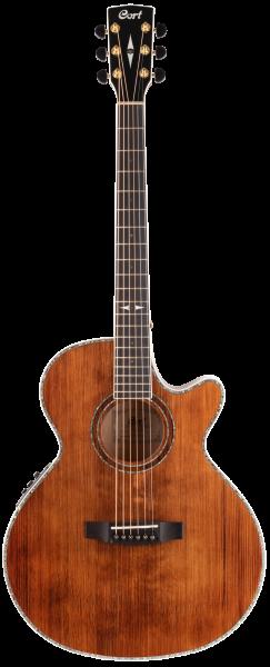 CORT Westerngitarre, SFX10, Antique Brown, Preamp, COSFX10ABR2