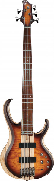 IBANEZ BTB Serie E-Bass 5 String Dragon Eye Burst Low Gloss, BTB765-DEL, BTB765-DEL
