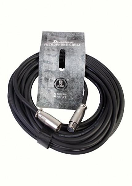 Ibanez MCCC50 Mikrofonkabel, XLR - XLR
