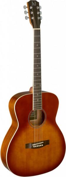 James Neligan BES-A DCB akustische Auditorium-Gitarre