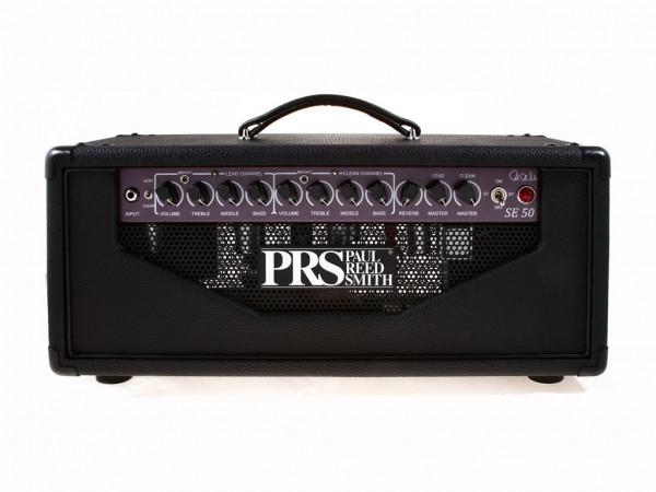 PRS SE50H-E Röhrenverstärker Top
