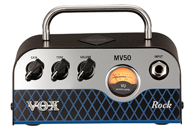 VOX E-Gitarrentopteil, MV, Rock, 50 Watt, VXMV50CR